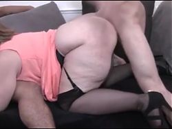 French 3 - That Mature BBW is a sweet Slut