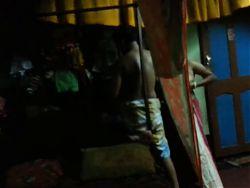 neighbor bhabi dress change