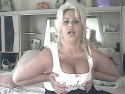 Blond Mature Mama With Big Boobs - negrofloripa
