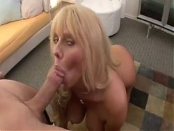 Cougar Head #79 On All Fours & On her Knees