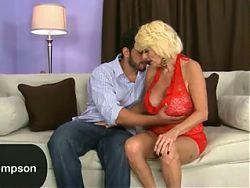Missy Thompson does anal