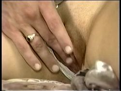 Vintage whore gets cunt and anus plowed