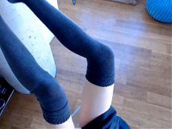 Cam girl 2: teasing