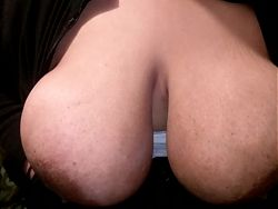 Bbw Big natural boobs