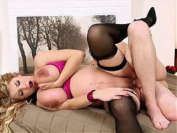 pregnant - hoot pornstar Katharina 11