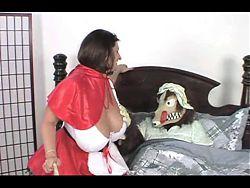Monster Tits Maria And Da Big Bad Wolf
