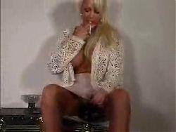 Celeste Smoking